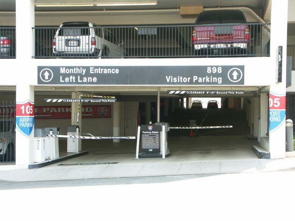 How do you find coupons for 105 Airport Parking?